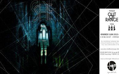 S.H.E – Concert immersif