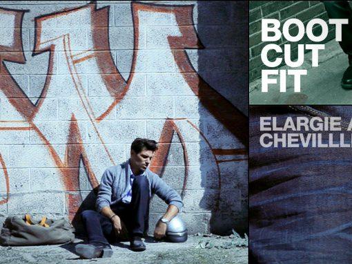 CELIO Jeans boot cut fit