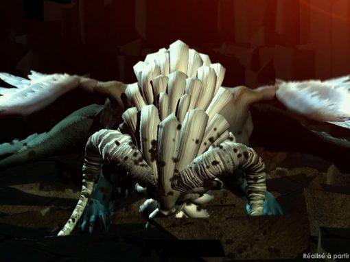 Drakerz, le jeu – Teaser