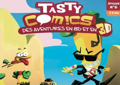 Tasty World – Les Baies de Gojunes