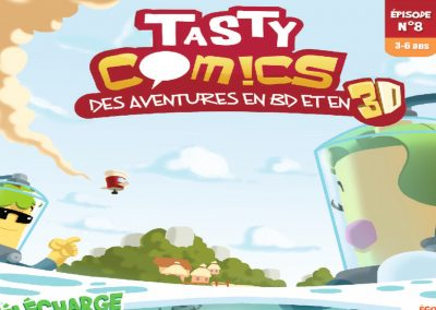 Tasty World – L'Algue Fosfo