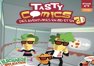Tasty World – L'Oeuf du ZoiZo