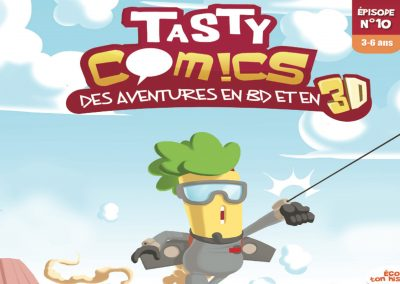 Tasty World – Les Flocons de Montezum