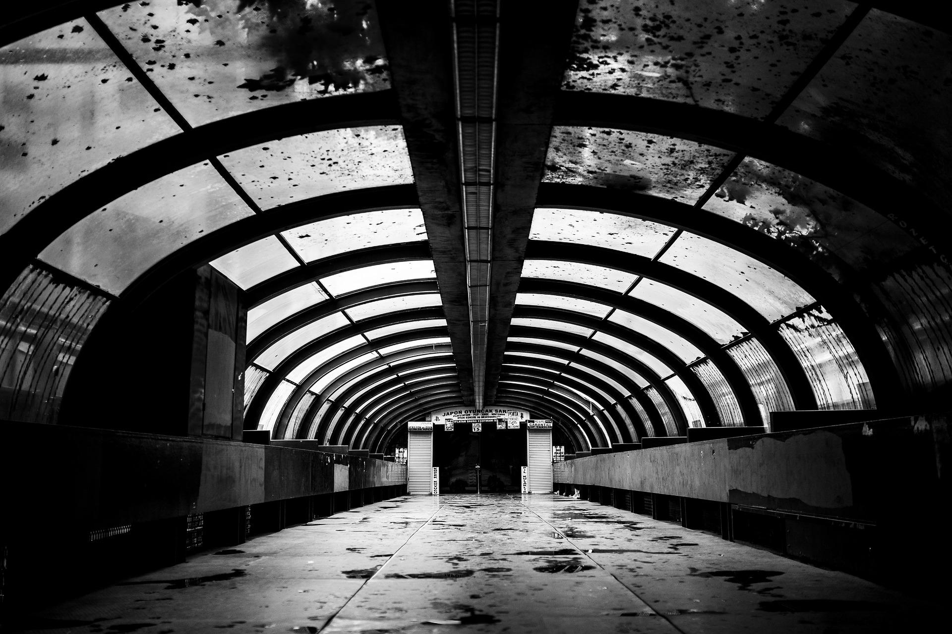 Interieur ville noir et blanc geraldine kwik for Interieur noir et blanc