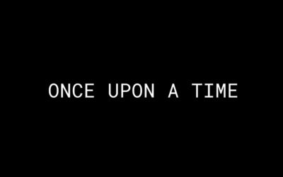 Once Upon A Time par Hakeem B (Fresnoy)