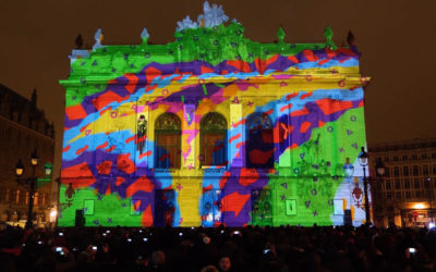 Mapping Monumental – Opera de Lille – 2018