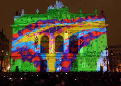 Video Mapping Festival #1 – Opéra de Lille