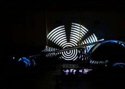 Video Mapping Festival #1 – ARTS ET MÉTIERS