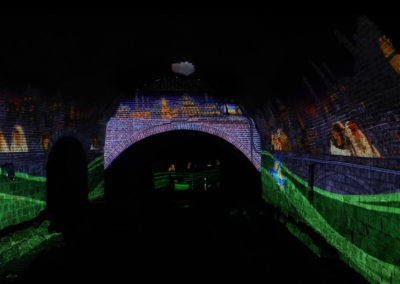 Video Mapping Festival #1 – Canal Saint Pierre – Lille
