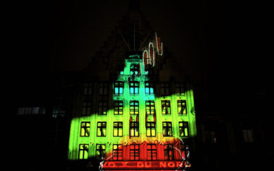 Mapping Monumental – Voix du Nord – Lille – 2018