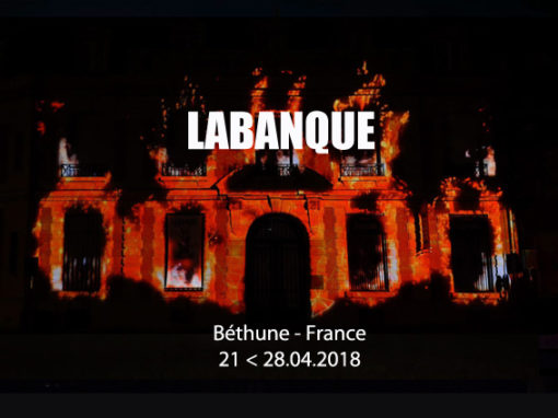 Mapping Monumental – LA BANQUE DE BETHUNE – Avril 2018