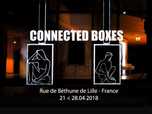 Mapping Objet – RUE DE BETHUNE DE LILLE – Mars 2018