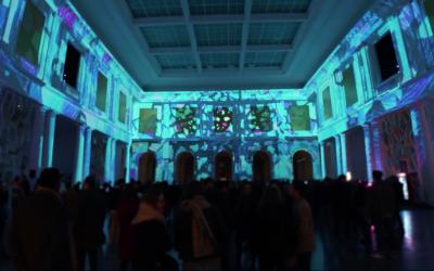 L'Atrium du Palais Des Beaux Arts de Lille – Décembre 2018