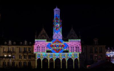 Hôtel de ville de Saint-Quentin – Décembre 2018