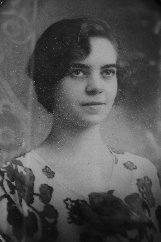Portrait de la pianiste française Géraldine Kwik
